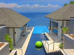 Luxury villa rental Suluban Cliff